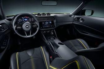 Nissan Z Proto sportscar fairlady