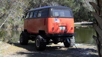 Volkswagen T1 bigfoot