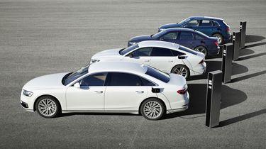 Audi PHEV's 2
