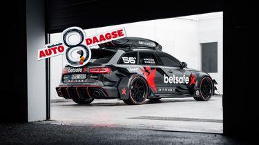 Auto8Daagse: Audi RS6 DTM voormalig eigendom van Jon Olsson is aanwezig op Autovisie Cars & Coffee XXL