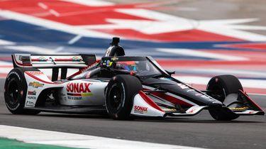 IndyCar Hoofdfoto Rinus van Kalmthout