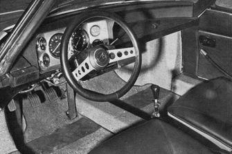 cockpit Matra 520