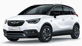 Opel Crossland X (2017 – heden)