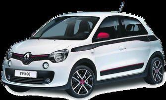 Renault Twingo (2014 - heden)