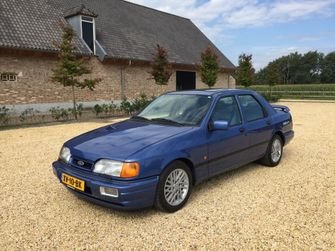 Ford Sierra Cosworth - Peters Proefrit - Autovisie.nl