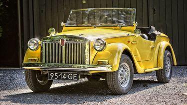 Fiat Siata 850 Spring Klassiekers