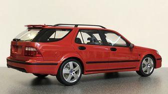 Saab 9-5 Estate DNA 1/18