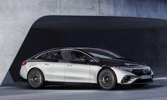 Mercedes-EQ, EQS