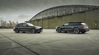 Klassiekers Audi Maserati