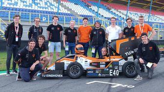 University Racing Eindhoven 2021 team