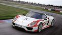 Porsche 918 Spyder w