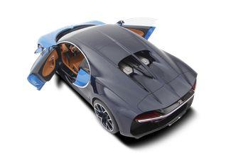 Bugatti Chiron schaalmodel