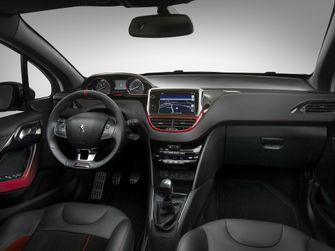Peugeot 208 interieur