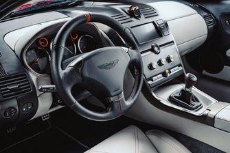 Aston Martin Callum Vanquish 25