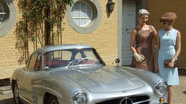 Schloss Dyk Classic Days - Mercedes 300 SL