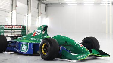 Michael Schumacher Jordan 191