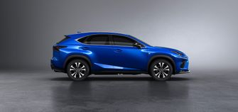 Lexus NX - Autovisie.nl