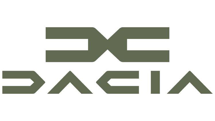 Nieuw logo Dacia