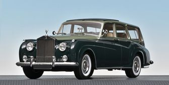 Must-haves: Rolls-Royce Silver Cloud Estate, Cult Scale Models, 1:18