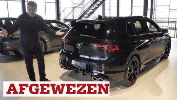 Volkswagen Golf R Sjoerds weetjes