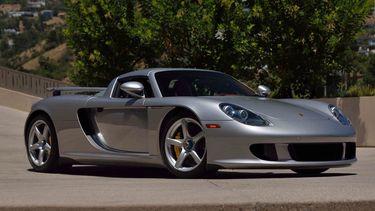 Porsche Carrera GT - Mecum Auctions -1- Autovisie.nl
