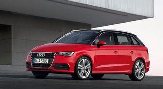 Audi MPV, computerillustratie Schulte Design van mqb a