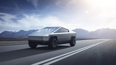 Tesla Cybertrcuk