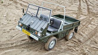 Uw Garage AV16 Steyr Puch Haflinger 700 APT Arno Lingerak 002