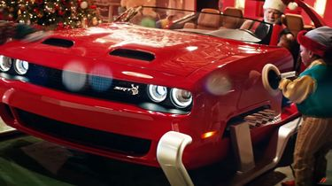 Dodge SRT Slee