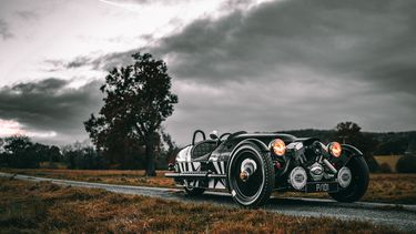 Morgan 3Wheeler P101