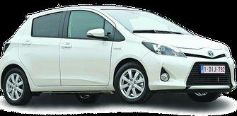 Toyota Yaris Hybrid (2017 - 2020)