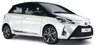 Toyota Yaris (2017 - 2020)