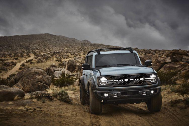 De Ford Bronco 2021