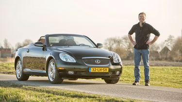 Lexus SC 430 - Uw Garage - Autovisie.nl