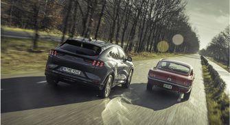 Mustangs back