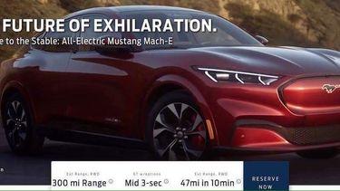 Mustang Mach-E LEK