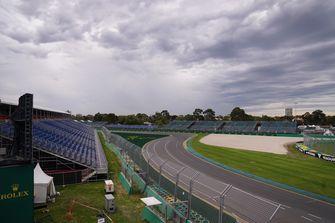 Formule 1 circuit Melbourne 2020
