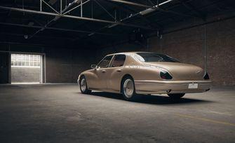 Packard rear