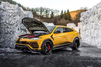 Lamborghini Urus Manhart Performance 3