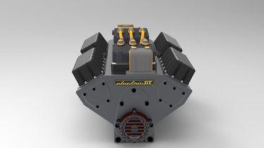 Elektrische V8
