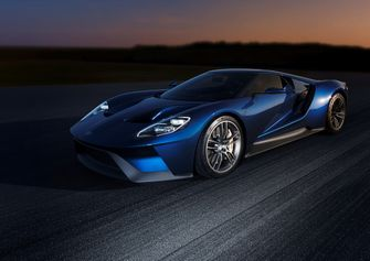 Ford GT a