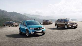 Dacia Sandero en Dacia Logan - Autovisie.nl