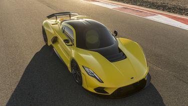 Hennessey Venom F5 snelste auto