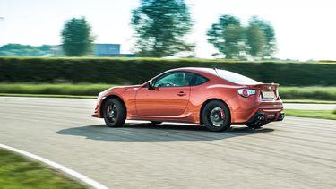 Throwback Thursday - Toyota GT86 TRD - Peter Hilhorst - drift - Autovisie.nl