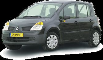 Renault Modus (2004 - 2013)