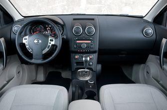 Nissan Qashqai interieur