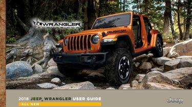 Jeep Wrangler - User Guide - Autovisie.nl