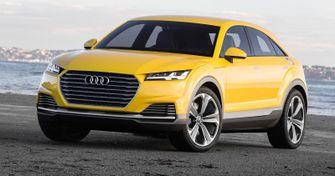 Audi TT Offroad df