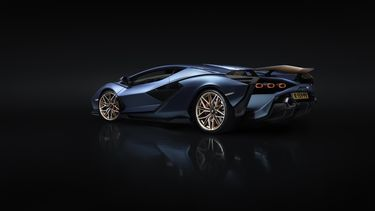 NOËLVANBILSEN - Lamborghini SIAN - 01 P1
