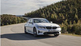 BMW 3 Serie test